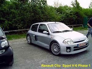 Clio 2 2002 : 2002 renault clio ii v6 sport coupe pictures information and specs auto ~ Medecine-chirurgie-esthetiques.com Avis de Voitures