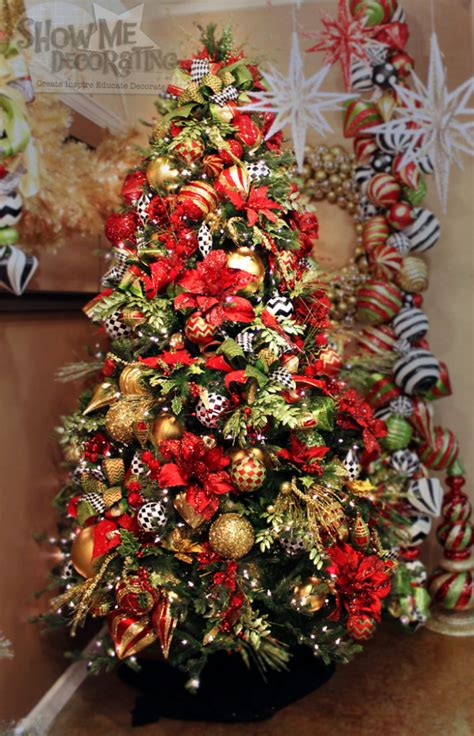 christmas tree ideas show me decorating