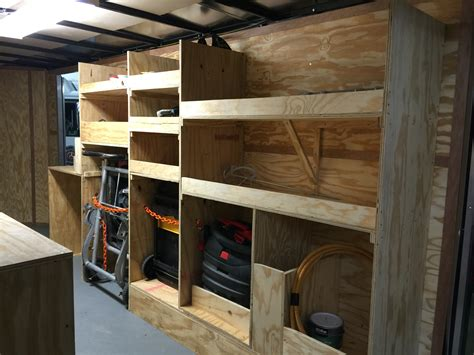 Storage Cabinets For Cargo Trailers Cabinets Matttroy