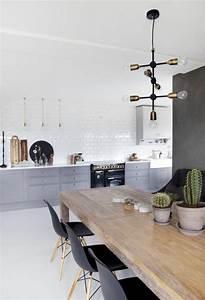 Quels meubles de salle a manger pour personnaliser son for Meuble salle À manger avec chaise cuisine scandinave