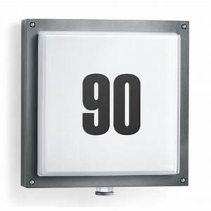 Ceranfeld Abdeckung Glas : steinel led sensor leuchte l 690 led glas abdeckung ~ Michelbontemps.com Haus und Dekorationen