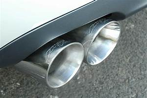 Awe Tuning B7 A4 2 0t Quattro Quad Tip Performance Exhaust - Polished Silver Tips