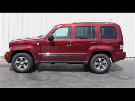 old jeep liberty buy used 2008 jeep liberty sport in 100 old winston rd