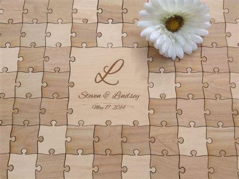 Best 25 Puzzle Guest Books Ideas On Pinterest Wedding