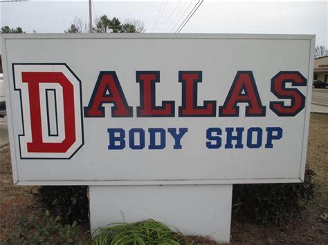 dallas body shop  ridgeland ms  auto body shops