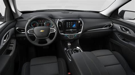 Chevrolet Traverse Interior