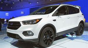 2017 Ford Escape S Series Manual Guide