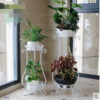 tipo europa multilayer dinheiro planta vaso de flores