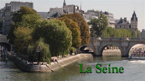 La Seine De Jacques Prévert