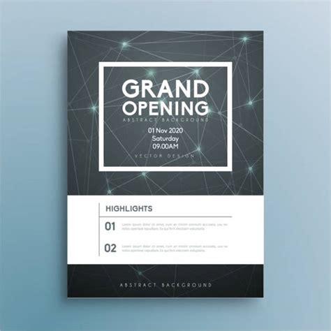 corporate event invitations psd ai eps