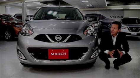 Review Nissan March by Nissan March Review
