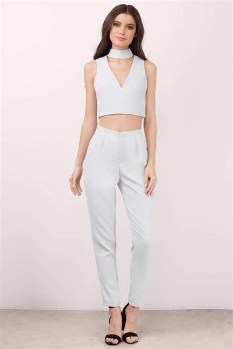 white jumpsuits for jumpsuits for black jumpsuit white jumpsuit tobi