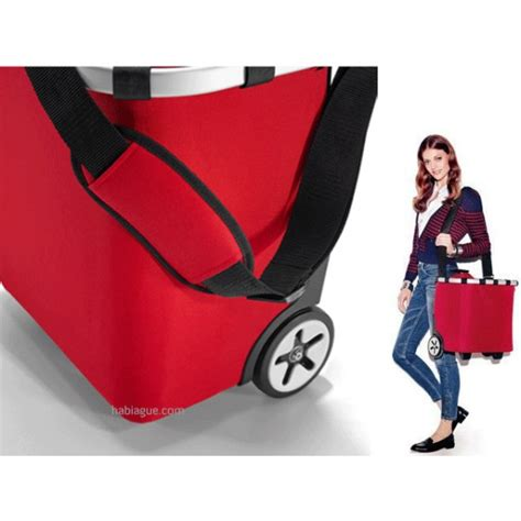 acheter buffet cuisine caddie carrycruiser reisenthel sac de courses à roulettes