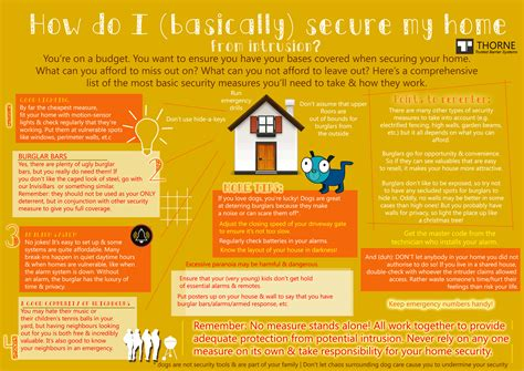 infographic top  tips  basic home security home