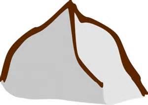 Mountain Symbol Clip Art