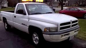 1998 Dodge Ram 1500 Led Lights 1998 Dodge Ram Amber And White Kit Youtube