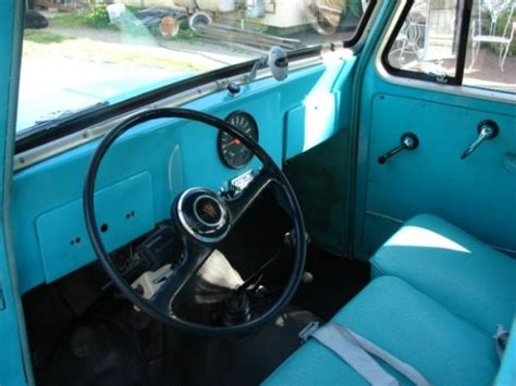 willys jeep truck interior 1963 pickup interior page 3