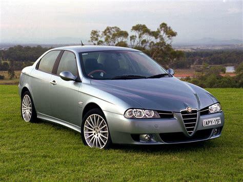 Alfa Romeo 156 20 Jts Auspec Wallpapers  Cool Cars