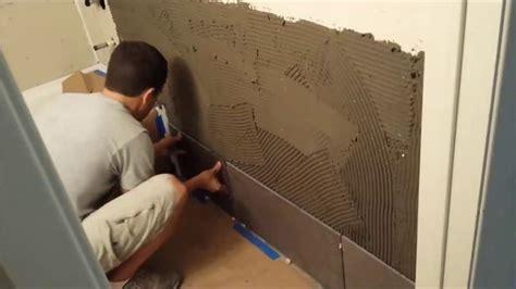 Comment Carreler Les Murs D'une Salle De Bains