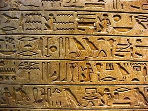 Indian Ocean Polish: Egyptian Hieroglyphics!  Egyptian
