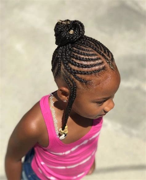 Lil Hairstyles by Pin By Sonya On Braiding Styles For Hair