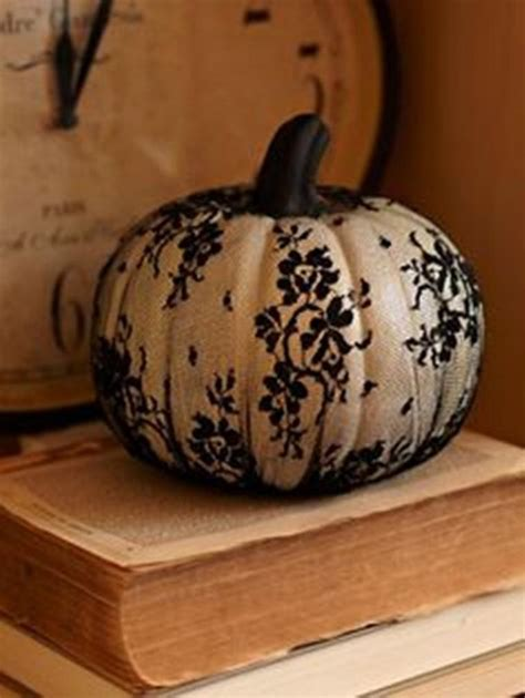 ideas for pumpkins decorating 40 cool no carve pumpkin decorating ideas hative
