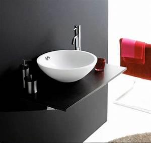 Aufsatzwaschbecken 30 Cm Tief : waschbecken rund ~ Indierocktalk.com Haus und Dekorationen