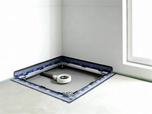 Bodengleiche Dusche Einbauen Estrich : begehbare dusche installieren die angrenzenden wandbereiche von duschwand zu duschboden ma 1 4 ~ Frokenaadalensverden.com Haus und Dekorationen