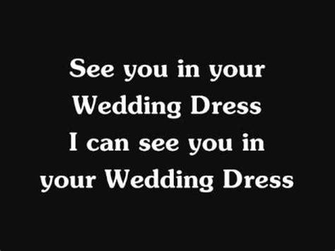 lyricstae  wedding dress english version