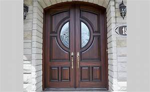 ordinaire portes d entree prix 1 portes bourassa porte With prix porte entree bois