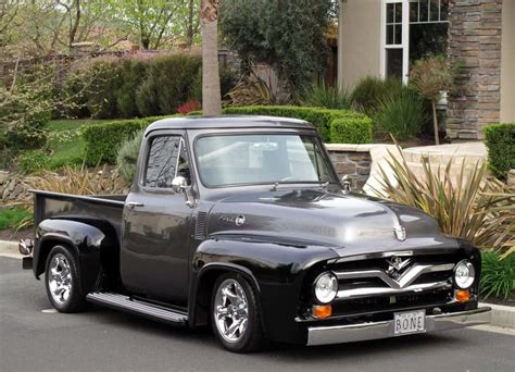 1955 ford truck for sale dusty cars