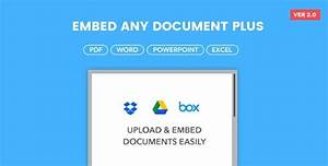 embed any document plus v20 wordpress plugin With documents wordpress plugin