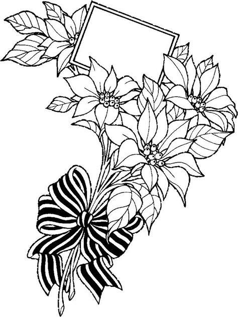 flower bouquet coloring pages   print flower