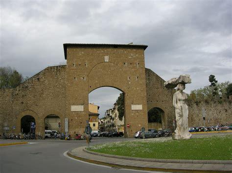 Porta In Firenze by Porta Romana Florence Inferno Dan Brown