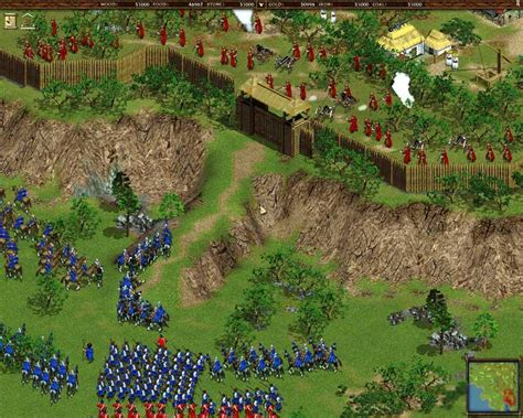 cossacks anthology   strategy game