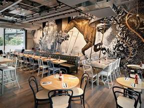 Beef Curtains Images beef amp liberty restaurant in hong kong features wall art