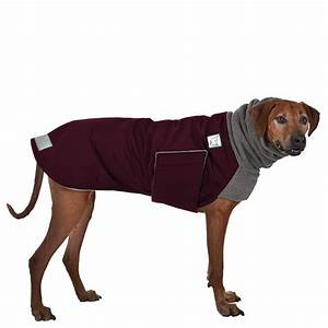 2019 fleece dog coats for winter