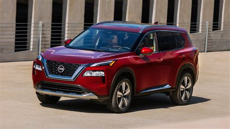 nissan  trail previewed  nissan rogue carbuyer
