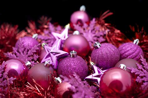 background of pink christmas decorations 6334 stockarch free stock photos