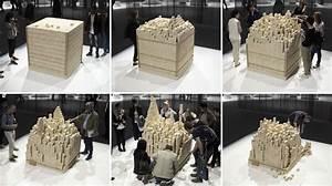 Open Architecture Creates  U201cdisappearing U201d Stone