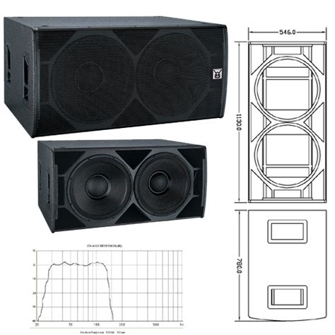 18 inch speaker cabinet design 2015 latest design 18 inch sub bass china sound system