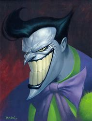 Joker Cartoon