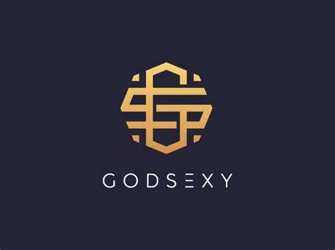 gs monogram logo design  ivan nikolic dribbble dribbble