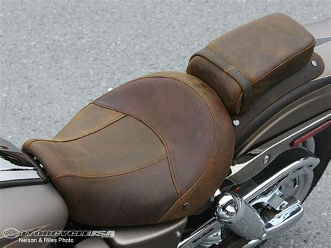 Harley Brown Leather Seat Http