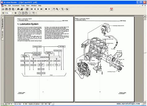yanmar marine diesel engine jh series
