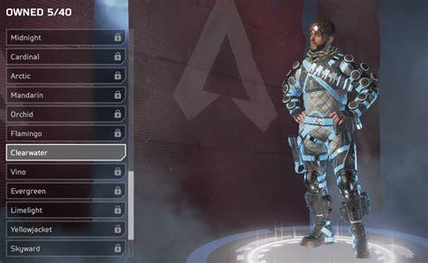 mirage skin  apex legends