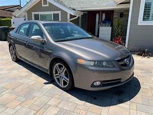 Sold  2007 Acura Tl Type
