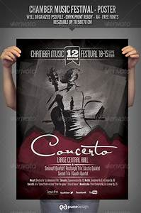 Chamber Music Festival - Poster by punedesign | GraphicRiver
