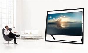 Tv 85 Zoll : samsung uhd tv s 9 85 zoll tv kostet euro pc magazin ~ Watch28wear.com Haus und Dekorationen