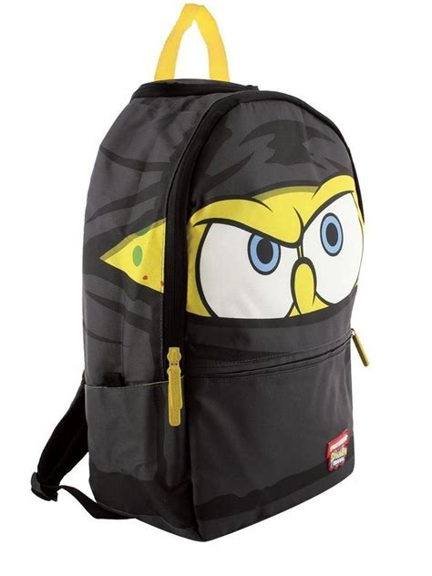 Sprayground Spongebob Ninja Pants Backpack   NEW & OFFICIAL